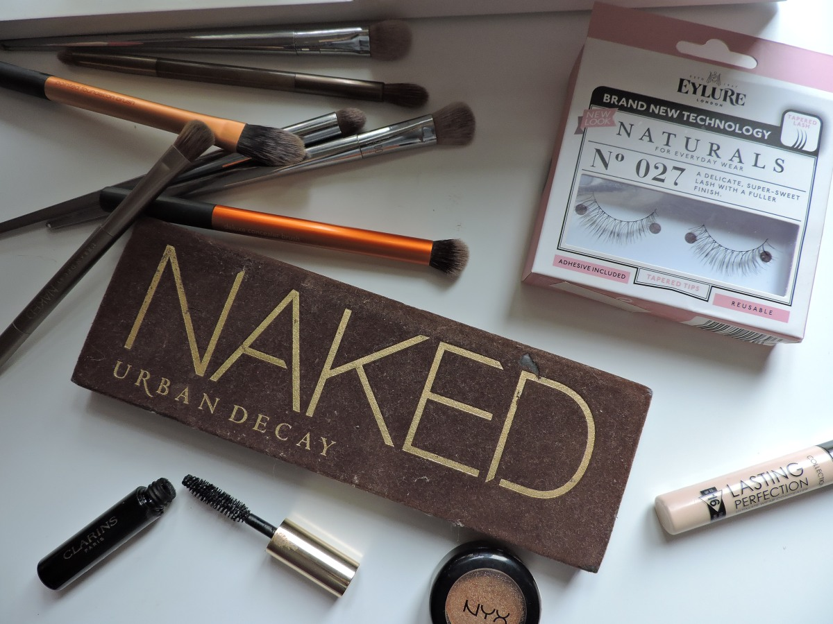 REVIEW: Urban Decay Naked EyeshadowPalette