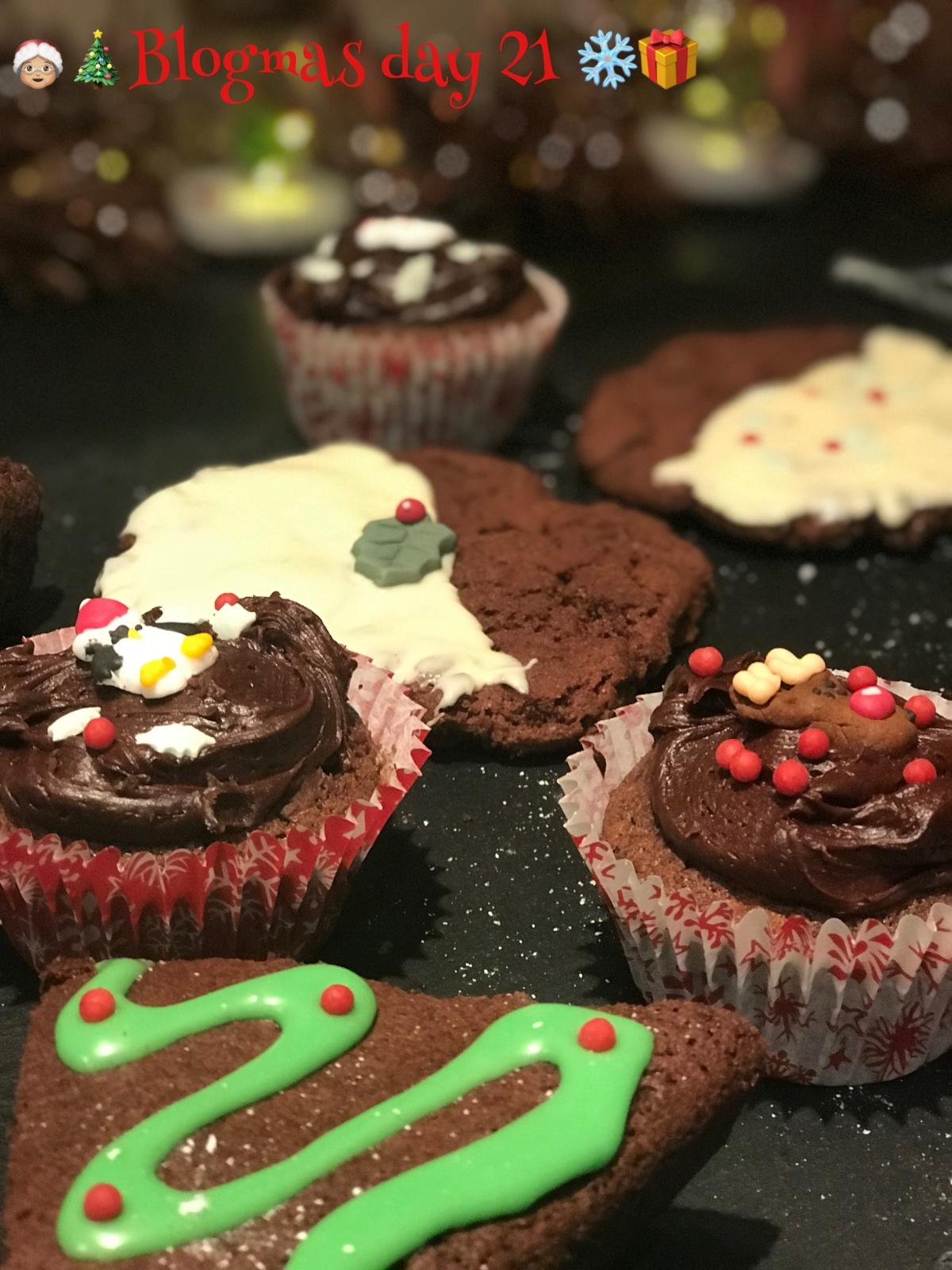 Festive treats   Blogmas day21
