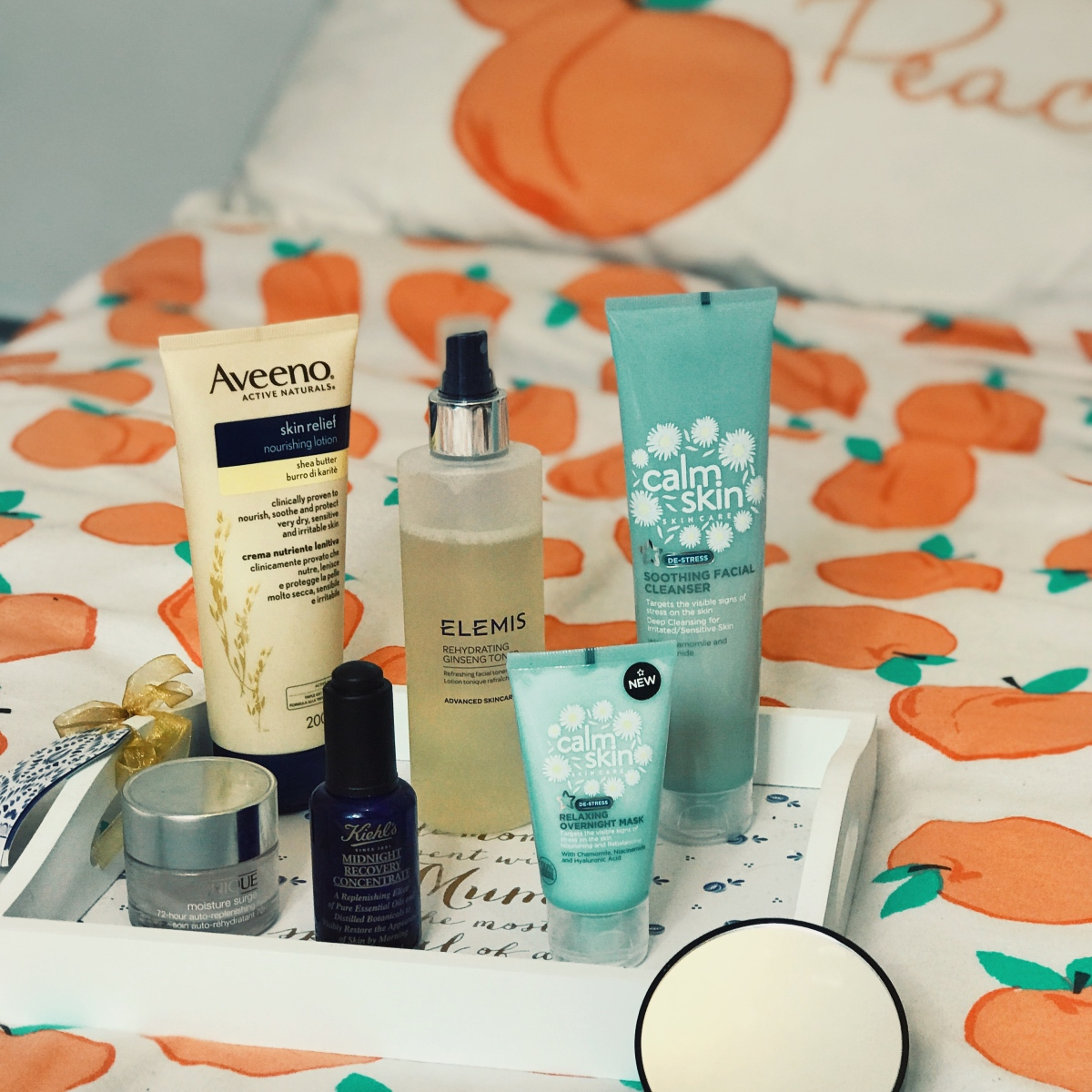 SKINCARE PRODUCTS THAT SAVE MY FACE